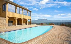 legacy mountain resort pool