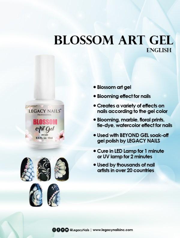 blossom art gel eng