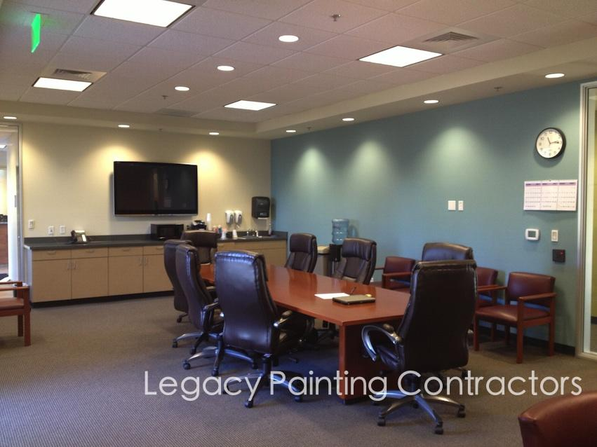 Small Commercial Painting Services, Menlo Park, CA