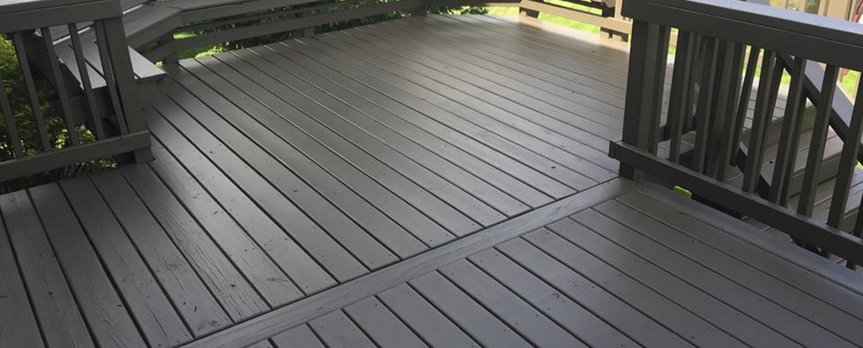Indianapolis Deck Staining Contractor