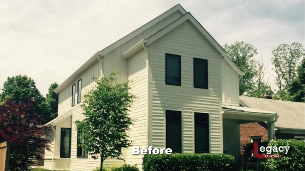 Indianapolis Exterior Painting