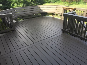 solid deck stain