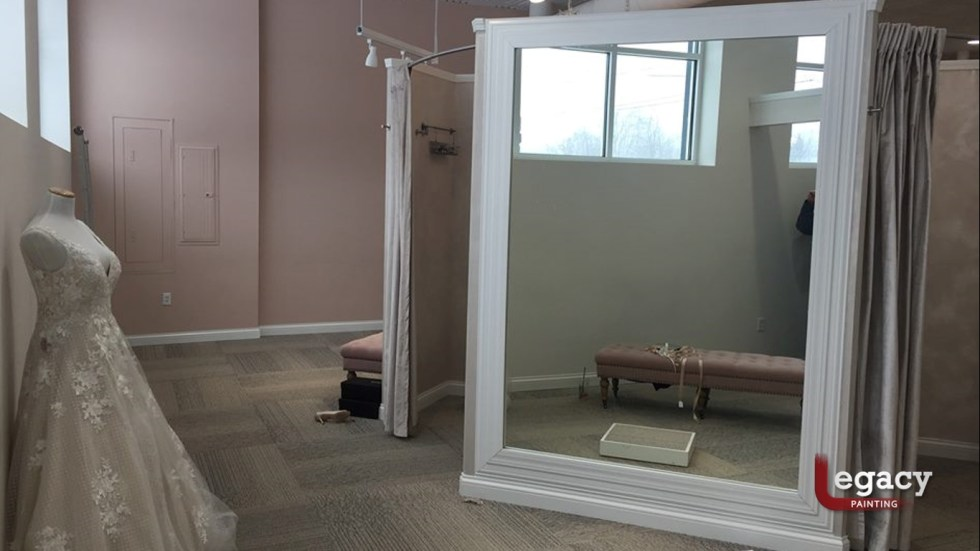 Commercial Painting - Wedding Company 1