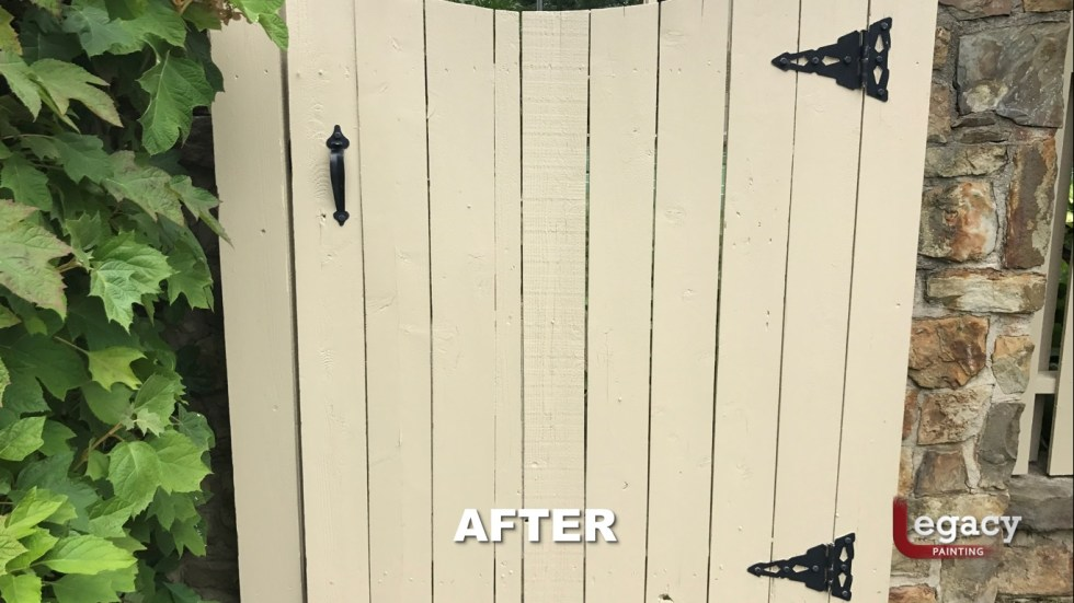 Indy Fence Staining Solid Color 4