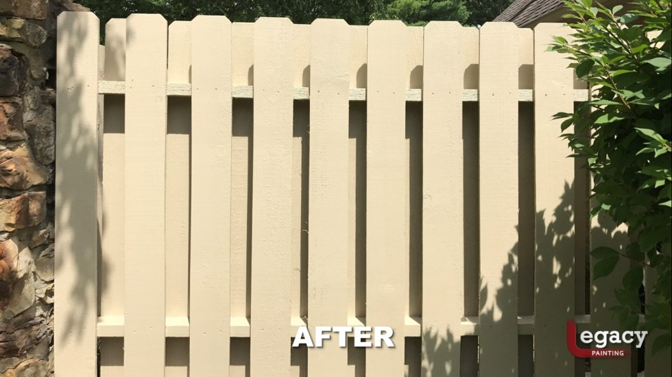 Indy Fence Staining Solid Color 7