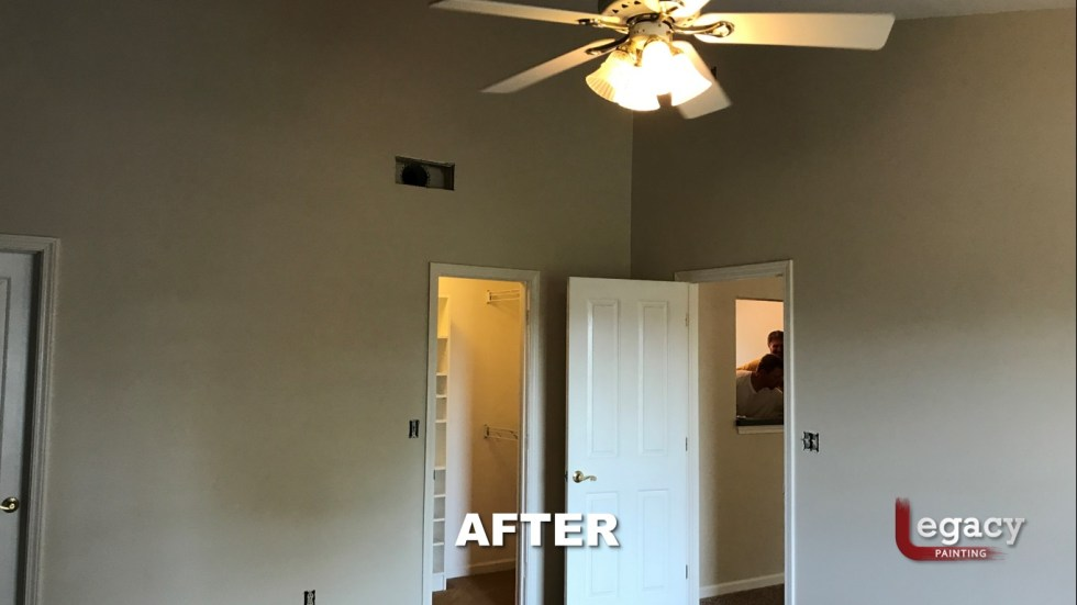 Home Interior Painting - After 2 - Franklin Indiana