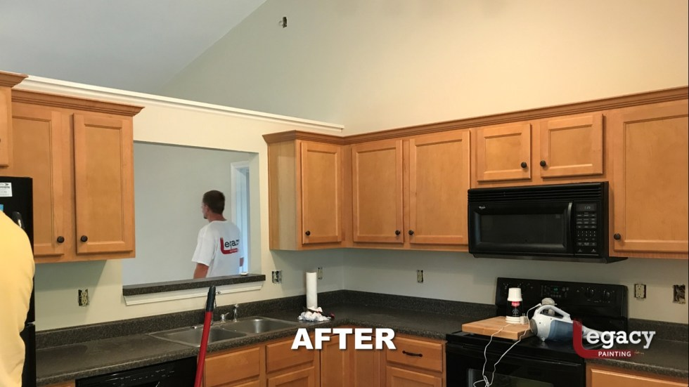 Home Interior Painting - After 7 - Franklin Indiana