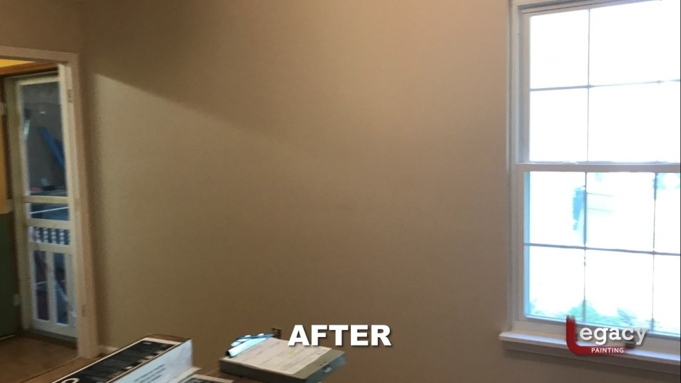 Home Interior Painting - After - Franklin Indiana