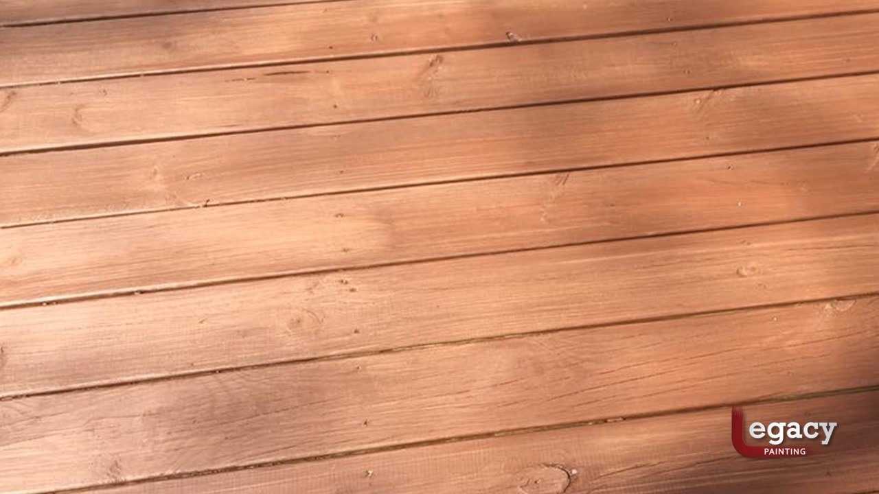 11 Common Deck Staining Questions