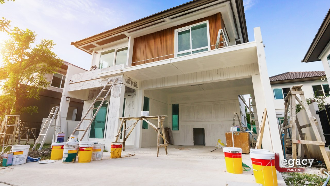 Importance Of Exterior Painting Preparation