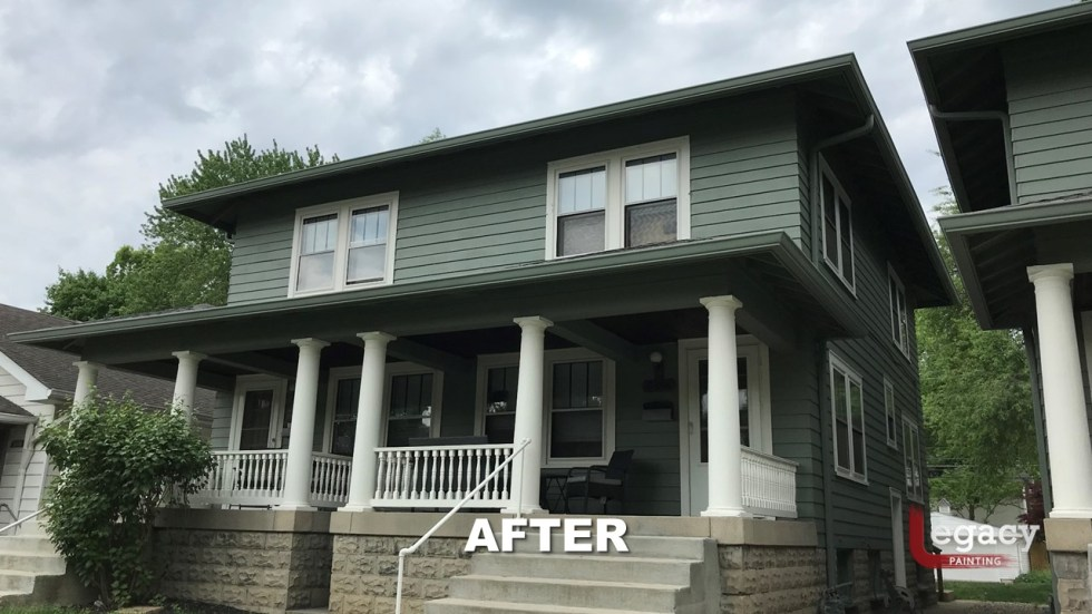 House Painting N College Ave Indianapolis 4