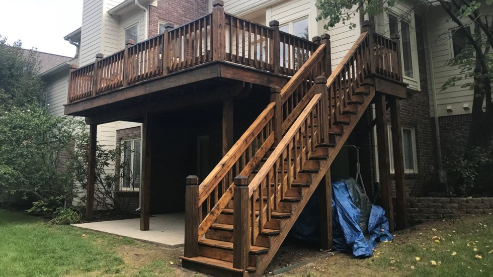 Deck Staining Indianapolis - Proluxe Srd Natural 078 - 10