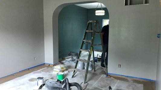interior painting Carmel Indiana