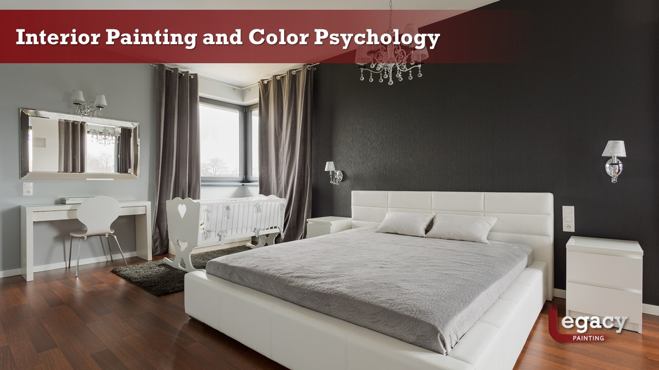 Interior Painting Tips And Color Psychology