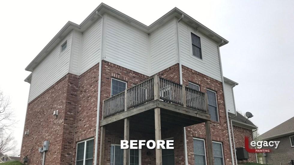Residential Painter Greenwood 46143 - 005