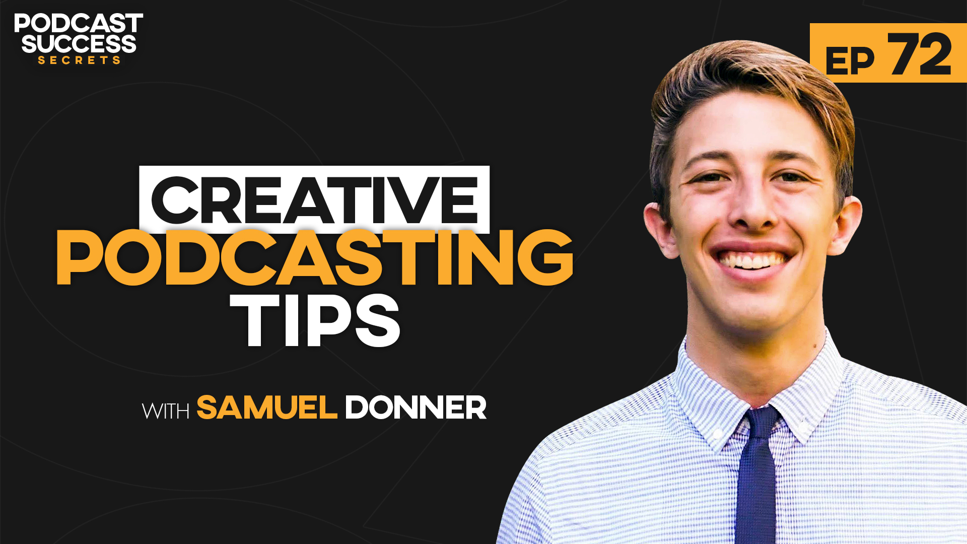 creative podcasting tips