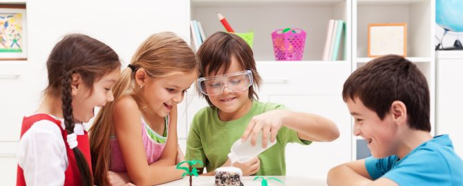 Simple science projects create opportunities for learning and exploration. These easy and inexpensive activities will fascinate your child and get him or her excited about how the world works.