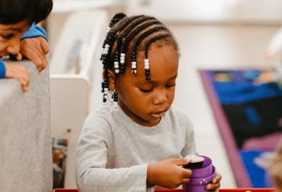 encourage your child's curiosity