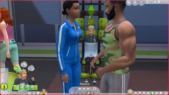 1.16: Skye Fitness Gym