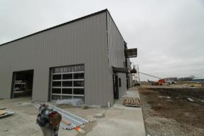 Skydive Midwest's New Facility