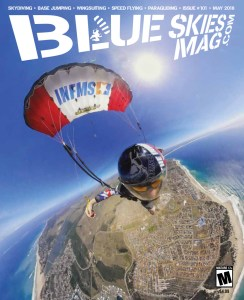 Blue Skies Mag i101: May 2018   Michael Lovemore takes a selfie over Jeffreys Bay, South Africa.   https://blueskiesmag.com/project/i101-may-2018/