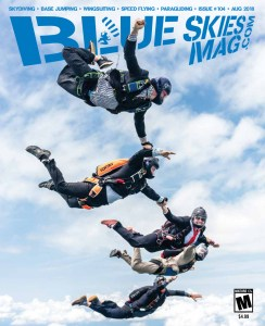 Blue Skies Mag i104: August 2018   A group of well-dressed skydivers have fun jumping dressed in suits and ties. Part of the fun during Carolina Fest 2018 organized by Skydive Carolina. Photo by Norman Kent   blueskiesmag.com/project/i104-august-2018