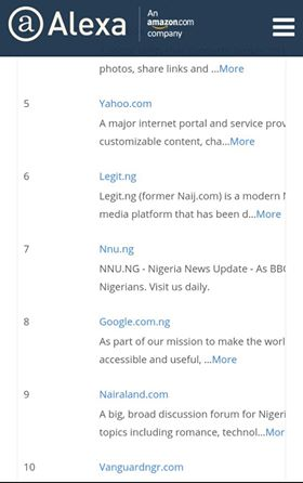 Nigeria news update nnu