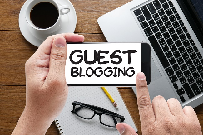 Business Blogs that accept Guest Posts