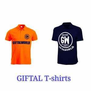 Giftal T-shirts
