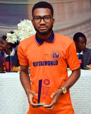 Giftalworld Blogger of the Year