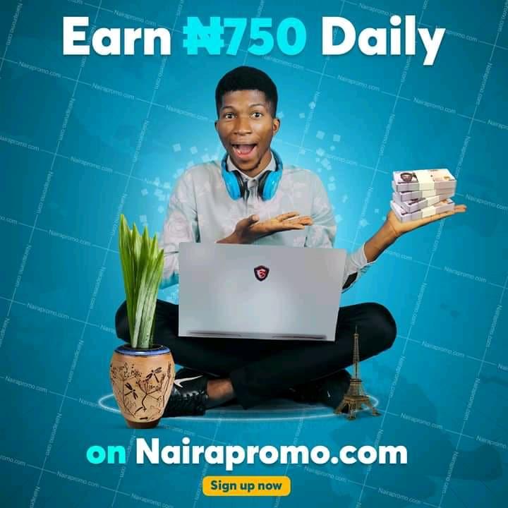 Naira Promo Registration