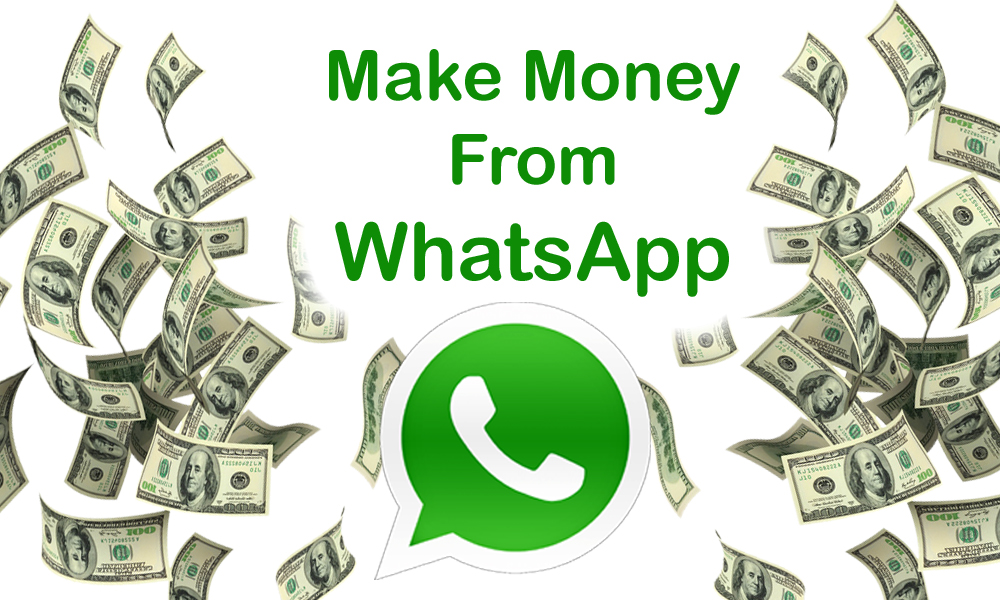 Make Money On Whatsapp Tv