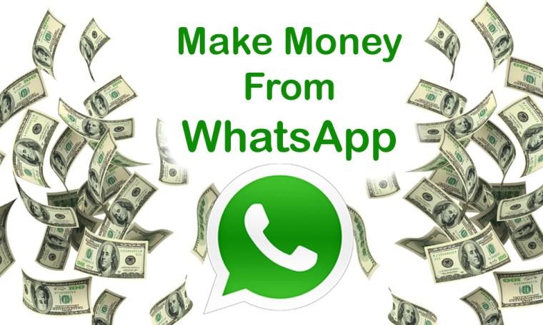 Make Money On Whatsapp Tv