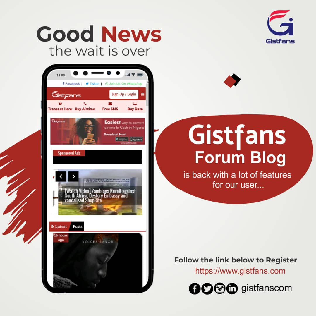 Gistfans Forum Blog Review