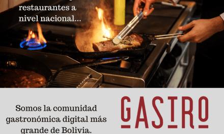 Con más de 250 restaurantes a nivel nacional, Gastro Cupones se convierte en la comunidad digital gastronómica más grande de Bolivia