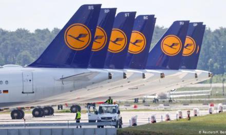 Consejo de Lufthansa aprueba plan de rescate económico