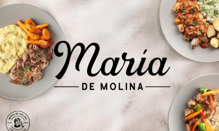 Nace MARÍA DE MOLINA, una innovadora opción de alimentación sana, deliciosa y práctica