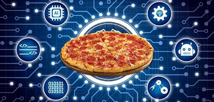 Domino's Pizza quiere liderar la carrera por la Inteligencia Artificial en el mercado de los restaurantes