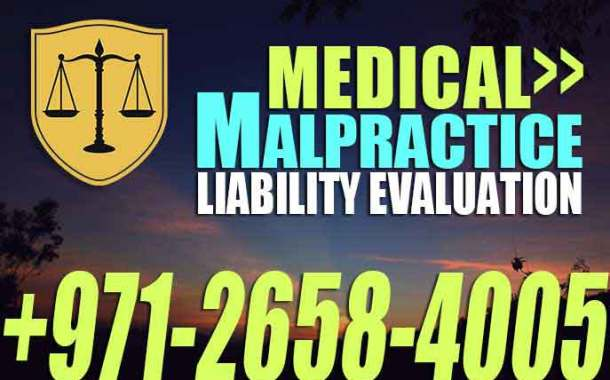 Medical Malpractice Liability Evaluation - UAE Law