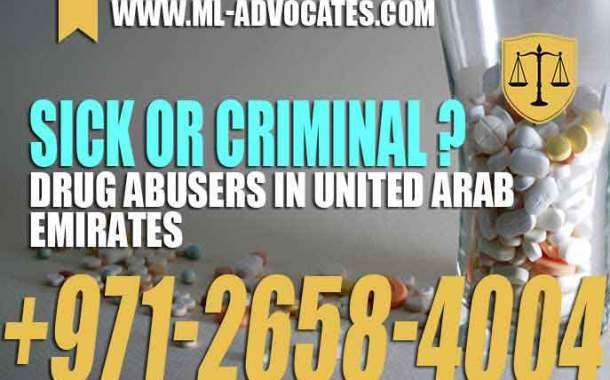 Sick or criminal - Drug abusers in United Arab Emirates