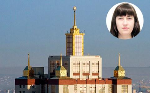 Наталья Давыдова за 50 000 руб. зачислила на юрфак ОГУ правоохранителя из Москвы