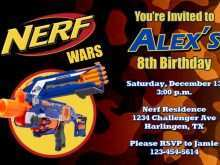 39 creating free nerf birthday party