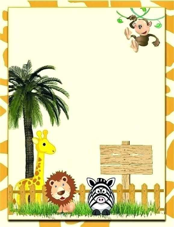 64 online jungle theme birthday