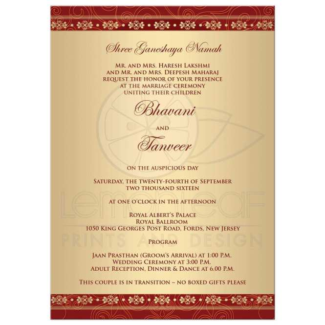 Card Invitation Wordings Sinhala Photo