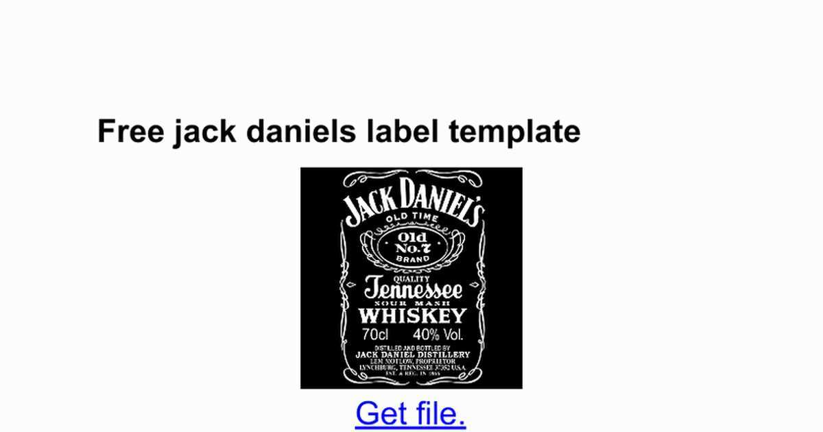 51 customize our free jack daniels