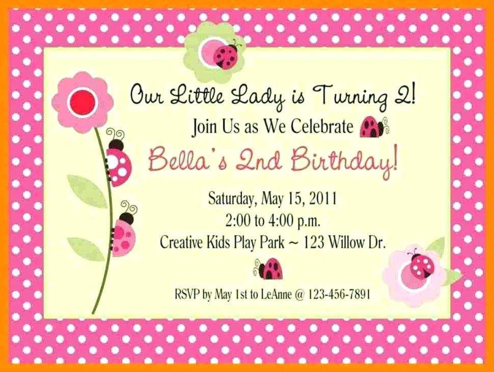 own birthday invitation template