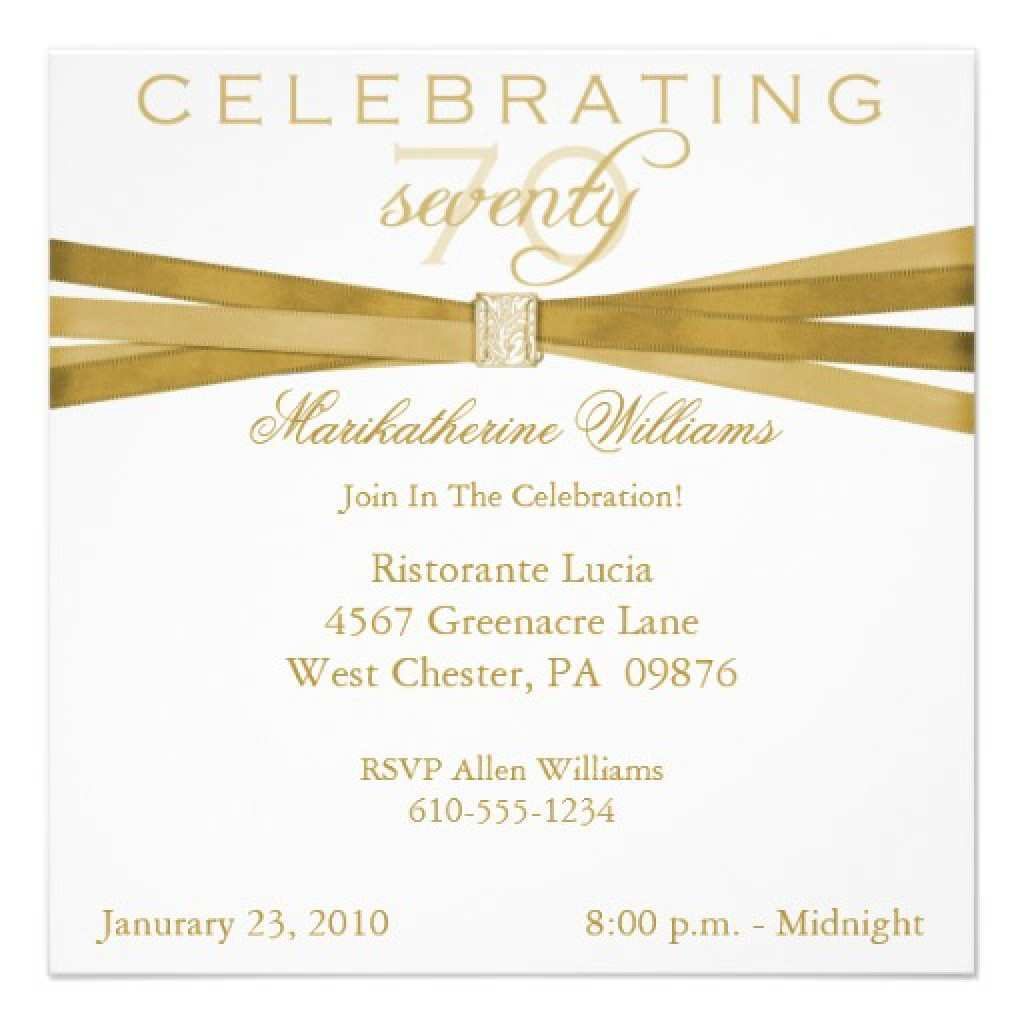 Here are a couple of ways you can get yo. 86 Customize Our Free 70th Birthday Invitation Template Word Layouts For 70th Birthday Invitation Template Word Cards Design Templates