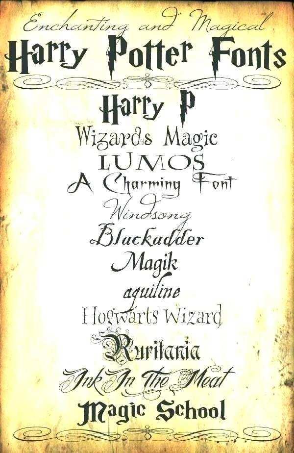 91 standard free harry potter birthday