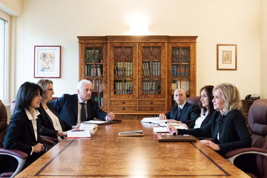 Legale SPT - Meeting