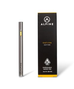 Alpine-Vape-Oil-Disposable-Pen-legal-ganja-dispensary